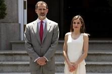 Fugitivo português detido no palácio dos reis de Espanha