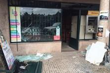 Caixa multibanco assaltada por explosão em Barcelos