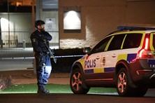Explosão à porta de esquadra de polícia na Suécia