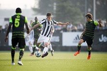 Sporting goleia Juventus em Turim e relança aspirações na Youth League