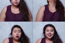 Fotógrafo capta mulheres antes, durante e depois do orgasmo
