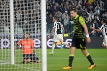 As melhores imagens do Juventus - Sporting