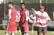 Sp. Braga quer continuar líder na Liga Europa