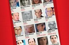 Os rostos da tragédia