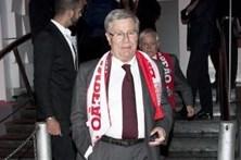 """Advogado do Benfica reage a buscas: """"Até que enfim cá vieram"""""""