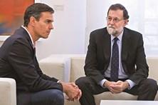 Governo avança para suspender autonomia da Catalunha