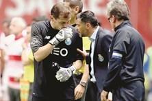 Sérgio Conceição exige mais a Casillas