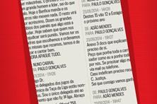 Os emails da polémica que envolvem o Benfica