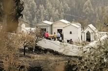 Aldeias choram vítimas da tragédia dos fogos