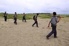 Pelo menos cinco mortos em confronto entre polícia e mineiros na Birmânia