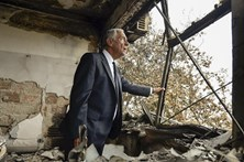 """Marcelo confiante em """"solução expedita"""" para familiares das vítimas dos incêndios"""