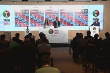 Saiba quem enfrenta os 'três grandes' na 4.ª eliminatória da Taça de Portugal