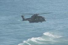Quatro pessoas arrastadas por onda em praia de Aljezur