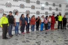 Crianças incapacitadas torturadas na Colômbia