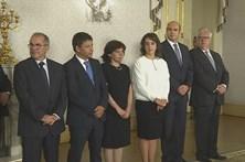 Novos ministros já tomaram posse