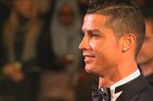 Cristiano Ronaldo quer ser eleito 'The Best' pela quinta vez