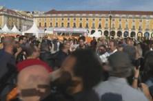 Manifestação contra os fogos em Lisboa marcada por desacatos