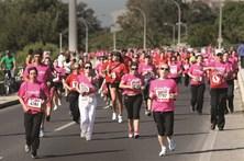 Corrida de 5 km solidário no combate ao cancro da mama