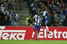 FC Porto de gala arrasa Paços de Ferreira com goleada à antiga
