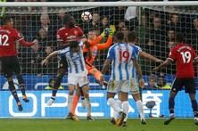 Mourinho falha recorde
