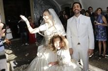 As fotos do casamento de Luciana Abreu