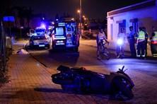 Morre sem capacete em despiste de moto