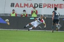 Desportivo das Aves 1 - 3 Benfica