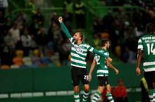As melhores imagens do Sporting - Desportivo de Chaves