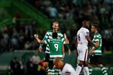 Veja o resumo do Sporting 5 -1 Desportivo de Chaves