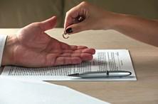País regista 61 divórcios e 89 casamentos por dia