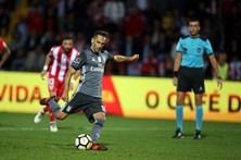 Jogo do Benfica sem video-árbitro antes de penálti polémico