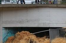 Obras contra inundações em Albufeira