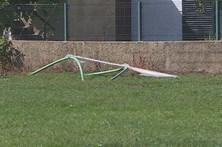 Queda de aeronave em Águeda faz um ferido grave