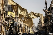 Pelo menos 116 pessoas mortas pelo Daesh no sudoeste da Síria
