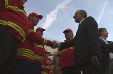 Marcelo pede apoio e informação para pequenos agricultores e vítimas de fogos