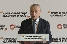 """Santana Lopes diz que concorre à liderança do PSD """"para unir o partido"""""""