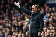 Everton anuncia saída do treinador Ronald Koeman