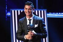 Fotos do melhor do mundo na cerimónia da FIFA