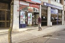 Solitários atacam lojas em Braga