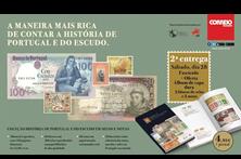 Coleção História de Portugal e do Escudo em Selos e Notas