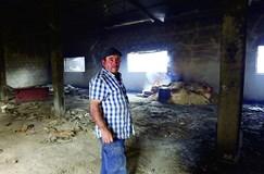 """""""Pensei que íamos morrer ali todos"""", conta sobrevivente das chamas"""