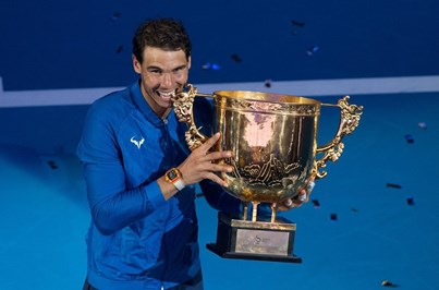 Rafael Nadal vence em Pequim e conquista 75.º título da carreira
