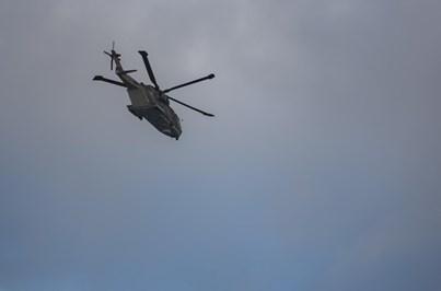 Força Aérea diz que vai corresponder a tarefas que forem atribuídas nos incêndios