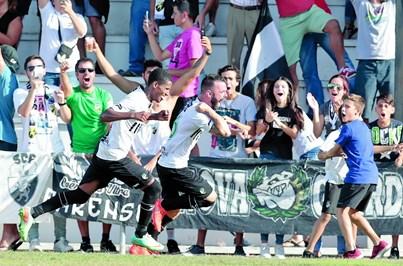 Estoril cai em Faro na Taça de Portugal