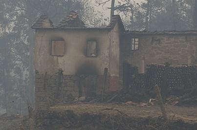 Câmara de Vouzela abre conta solidária para apoiar populações afetadas pelos fogos