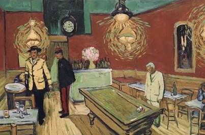 Filme sobre Van Gogh feito a partir de 65 mil quadros a óleo chega a Portugal
