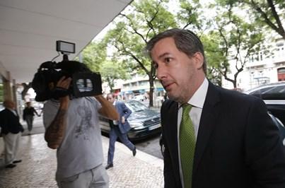 Bruno de Carvalho diz que justiça está a funcionar no caso dos e-mails do Benfica