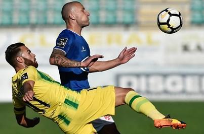 Tondela bate Belenenses e soma segunda vitória na I Liga