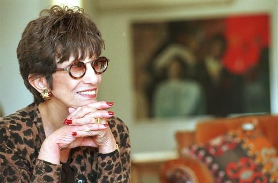 Morreu a atriz portuguesa Ruth Escobar
