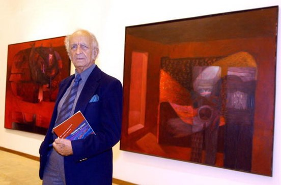 Morreu artista plástico Fernando De Szyszlo